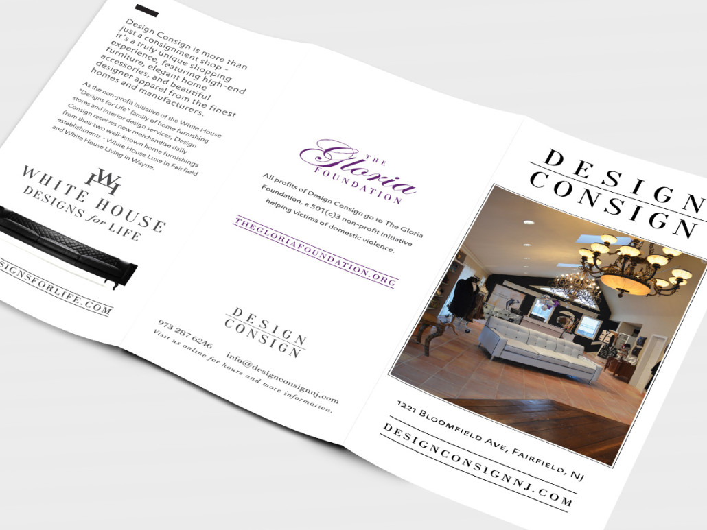 RE EVOLUTION // Design Consign   Brochure