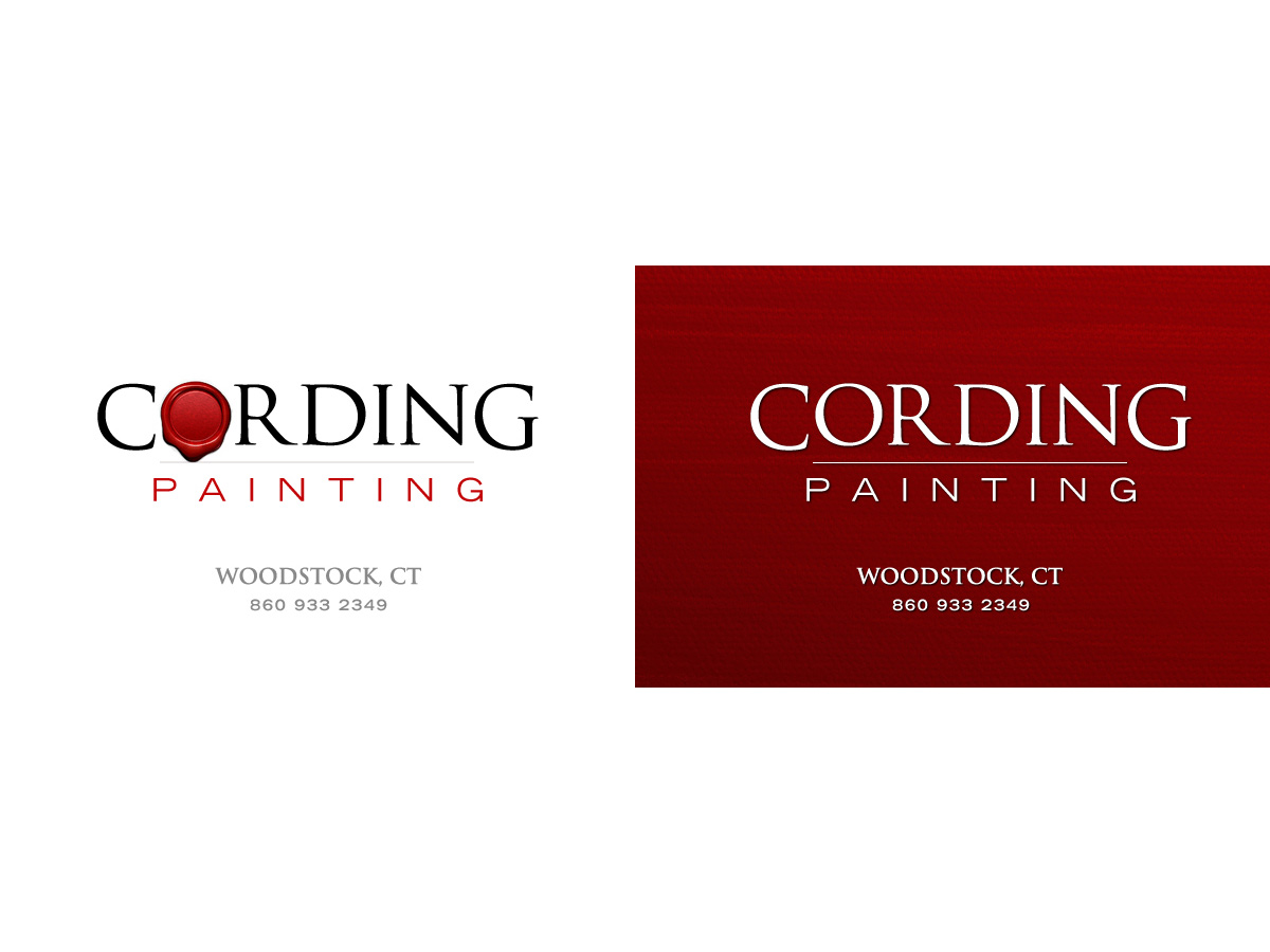 RE EVOLUTION // Cording Painting - Branding - Logos