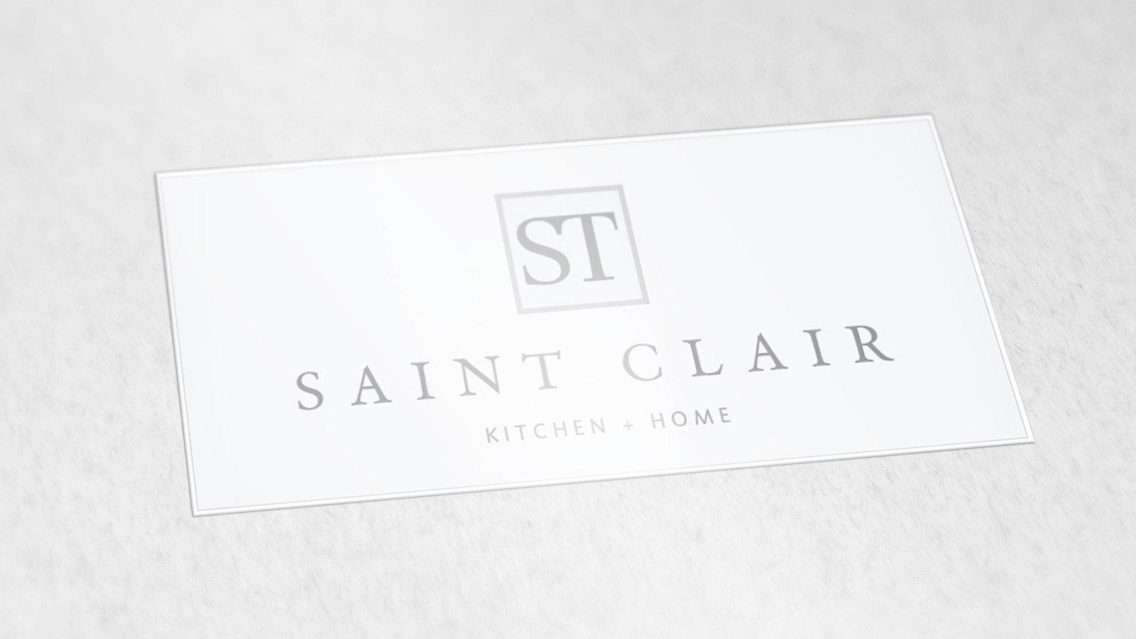 RE EVOLUTION // Saint Clair - Branding
