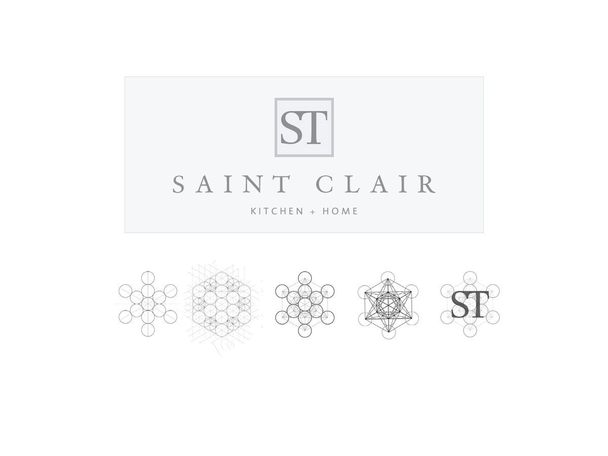 RE EVOLUTION // Saint Clair - Brand Identity