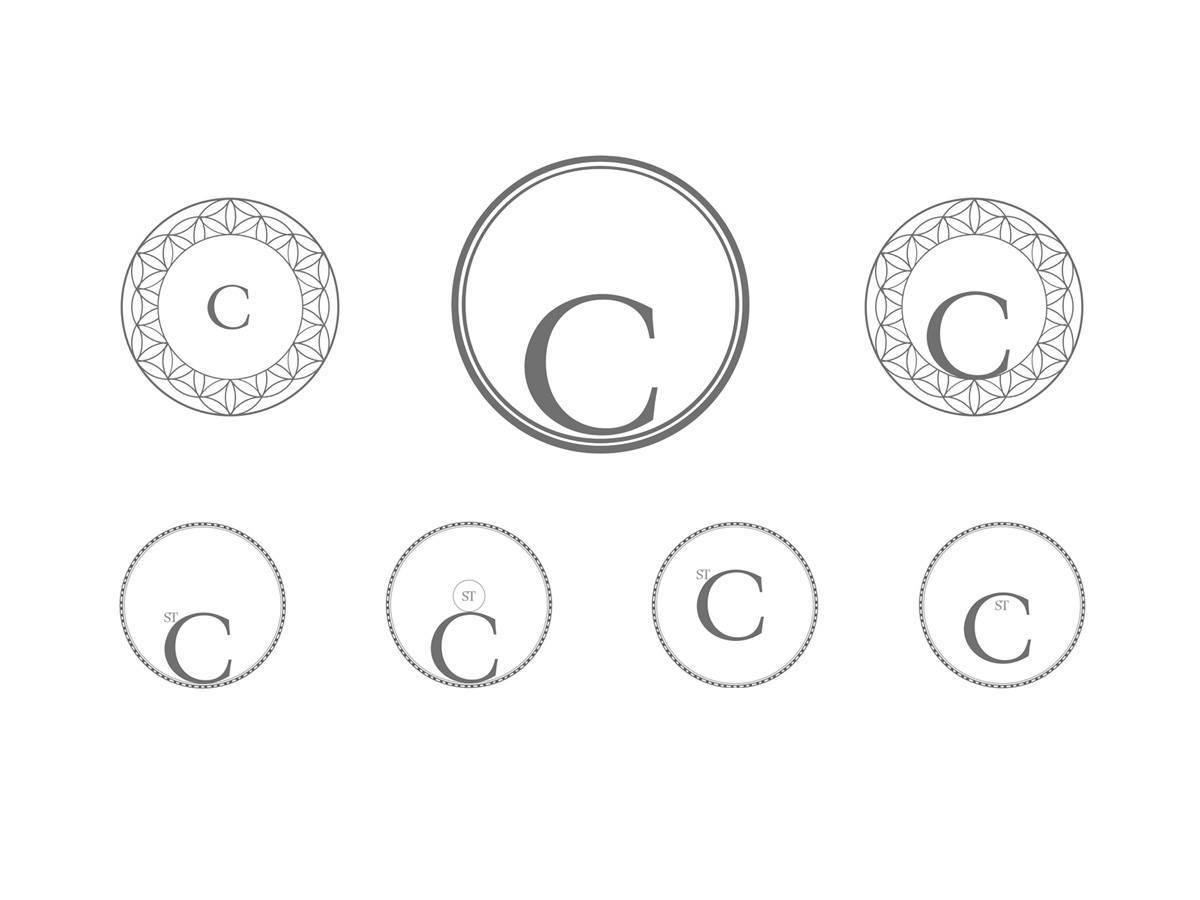 RE EVOLUTION // Saint Clair - Branding - Logo Development