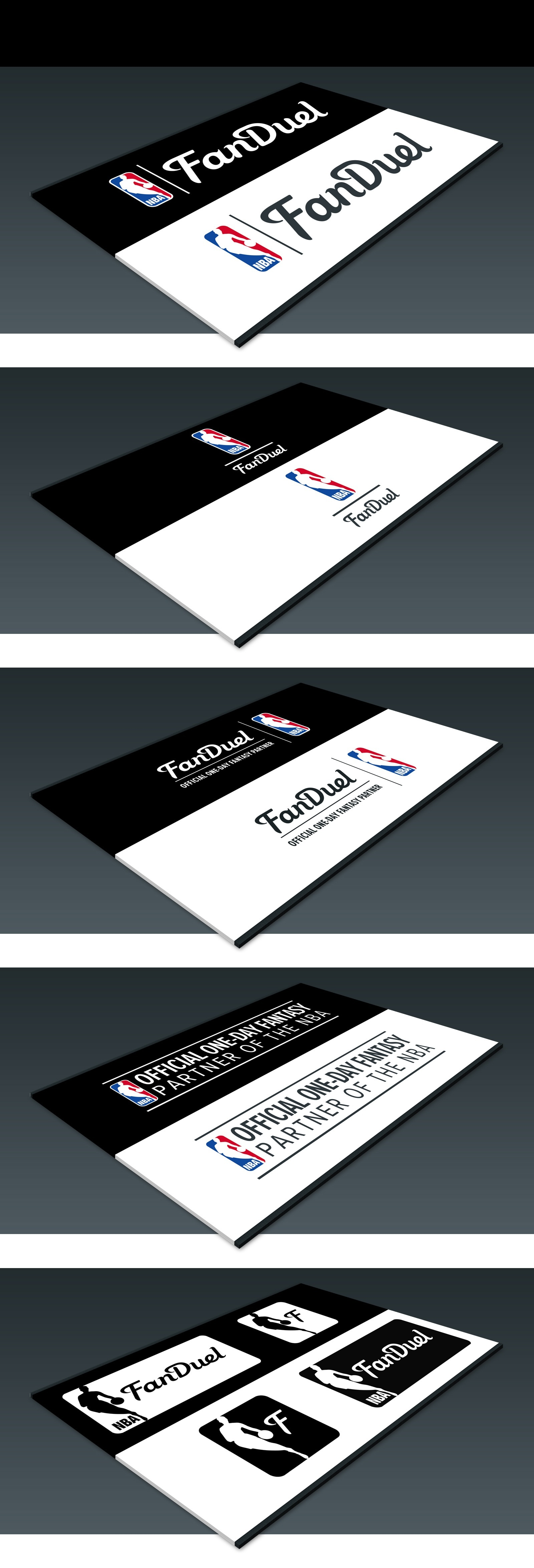 RE EVOLUTION // FanDuel - NBA Branding