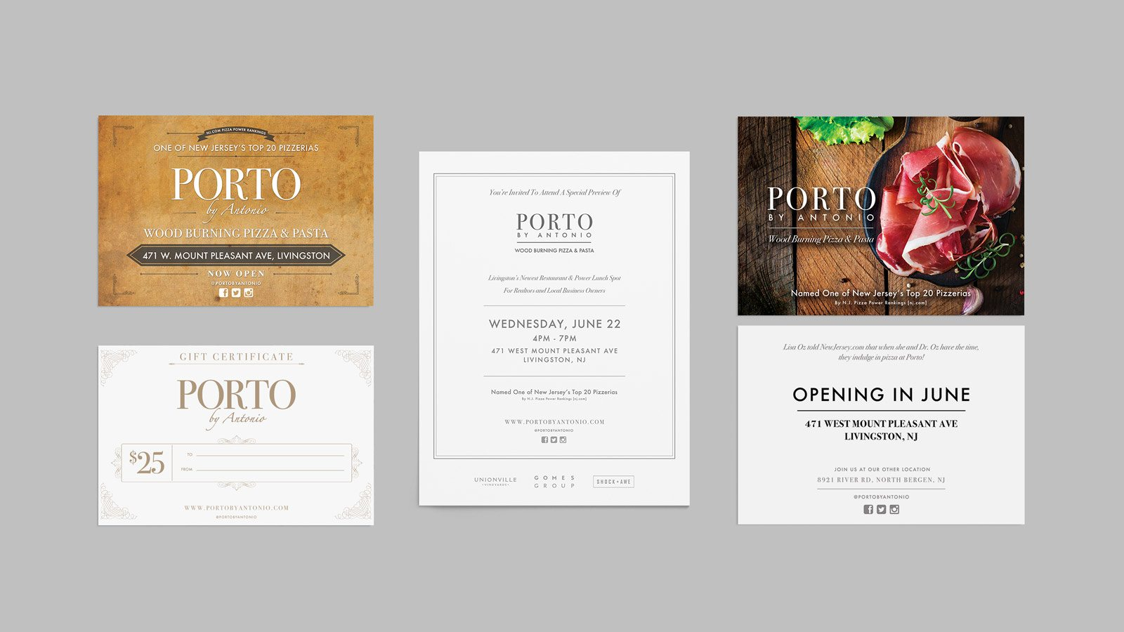 RE EVOLUTION // Porto - Print Design