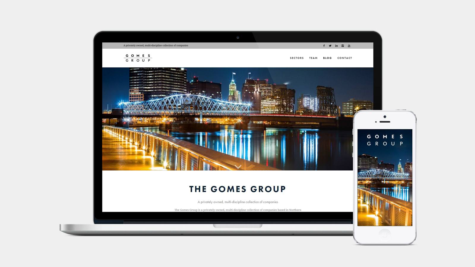 RE EVOLUTION // Real Estate Web Design